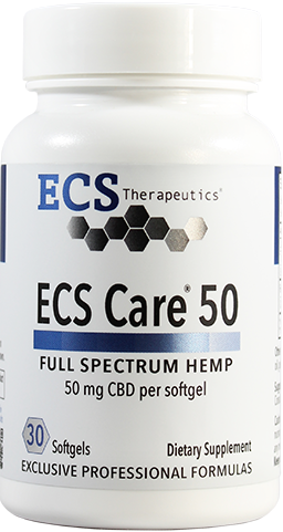 ECS Care® 50mg (30 softgels)