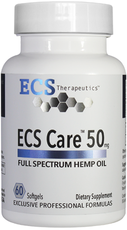 ECS Care® 50mg (60 softgels)